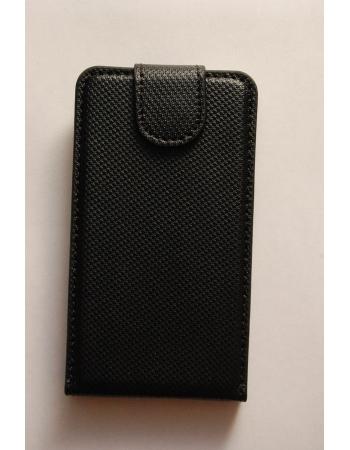 Чехол flip Ipod Touch 4. Черный цвет