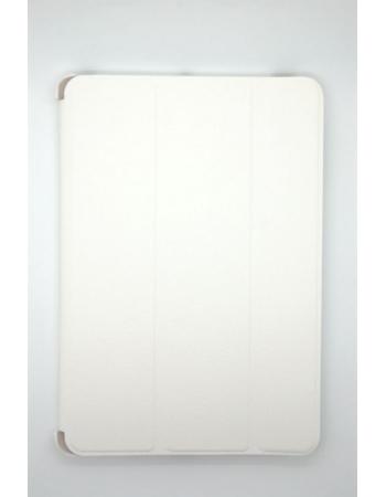 Кожаный чехол Ipad mini 2 (retina) Smart Case. Белый цвет