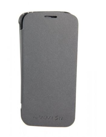 Чехол-аккумулятор с FLIP Samsung Galaxy S4 3800 Mah. Черный цвет