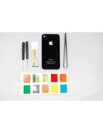 Комплект светояблоко ICoolKit Iphone 4. Черный цвет