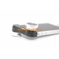 Комплект объективов 3 в 1 для iphone 5/5s. Серебристый цвет
