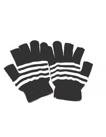 Перчатки для емкостных экранов. Черный цвет