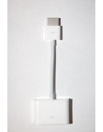 Адаптер HDMI-DVI. Оригинальный