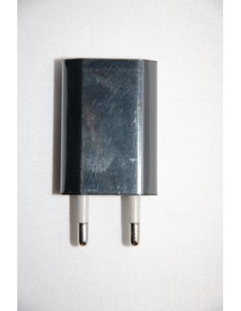 Зарядное устройство для Iphone. Черный цвет