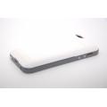 Чехол-аккумулятор Iphone 5/5s Power Pack plus 2500 Mah, IOS 7.0. Белый+серый цвет