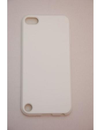 Гелевый чехол Ipod Touch 5. Белый цвет