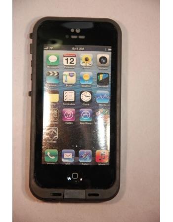 Водонепроницаемый чехол Iphone 5 Lifeproof. Черный цвет