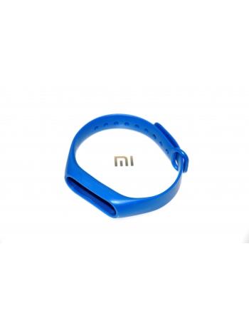 Ремешок Xiaomi Mi band 2. Синий цвет