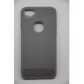 Тонкий силиконовый чехол для iphone 8