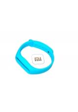 Ремешок Xiaomi Mi band 2. Голубой цвет