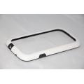 Чехол samsung Galaxy S3. Белый+Черный цвет