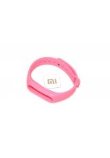 Ремешок Xiaomi Mi band 2. Розовый цвет
