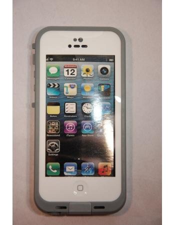 Водонепроницаемый чехол Iphone 5 Lifeproof. Белый цвет