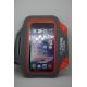 Спортивный чехол для iPhone 5 5S SE 6 6S 7 8 X на руку Floveme. Оранжевый цвет