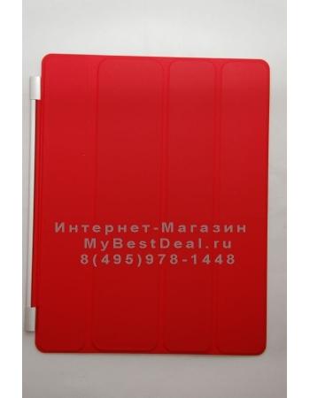 Чехол Ipad Smart Cover. Красный цвет.
