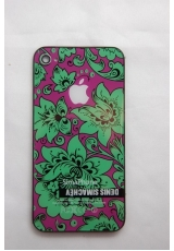 Крышка Iphone 4 Simachev. Зеленый цвет