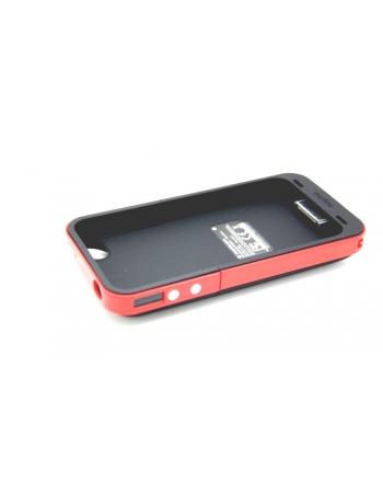 Чехол-аккумулятор для Iphone 4/4s Mophie Juice Pack. Оранжевый цвет
