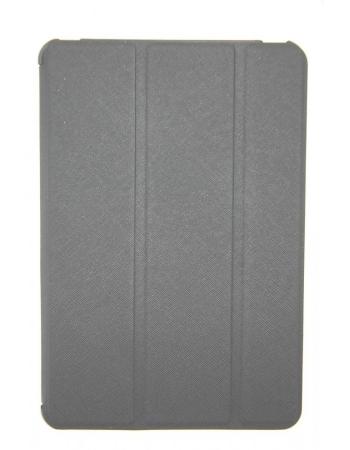 Кожаный чехол Ipad mini 2 (retina) Smart Case. Черный цвет