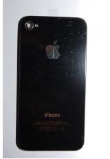 Панелька Iphone 4. Черный цвет.