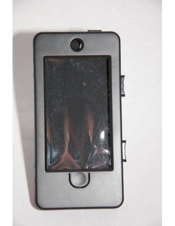 Велосипедный защищенный держатель Iphone 5 5s. Черный цвет