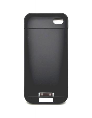 Чехол-аккумулятор Iphone 4/4s, 2100 Mah. Черный цвет
