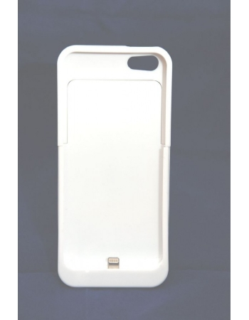 Чехол-аккумулятор Iphone 5/5s/5c 2200 mah. Белый цвет