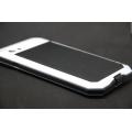 Металлический кейс для iphone 8 gorilla glass антиударный