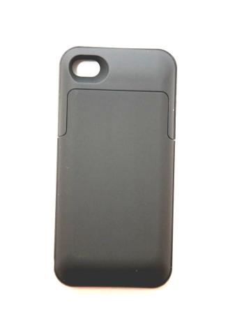 Чехол-аккумулятор для Iphone 4/4s Mophie Juice Pack. Черный цвет
