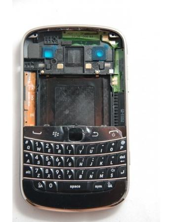 Оригинальный корпус Blackberry 9700. Черный цвет