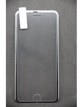 Защитное 3d стекло для iphone 6. Черный цвет