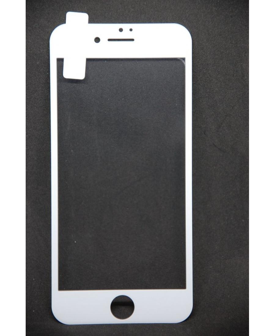 3d стекло для iphone 8 черный цвет
