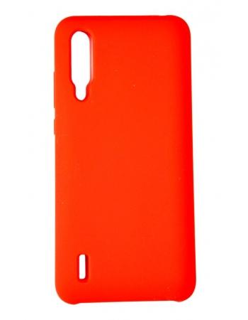 Чехол Mi 9 lite/Mi A3 lite/CC9, Силиконовый. Красный