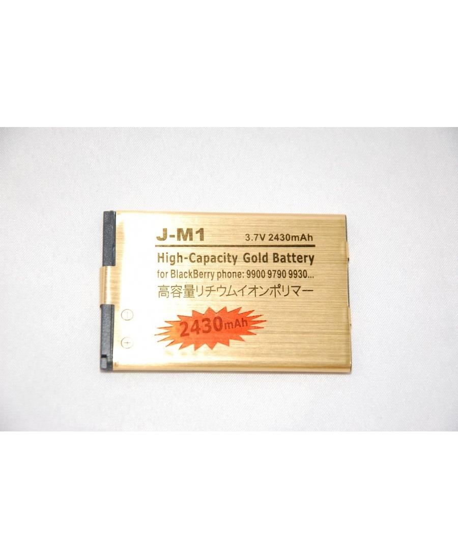 Усиленный аккумулятор для Blackberry 9900 9790 9930, 2430 Mah