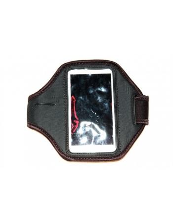 """Спортивный чехол (неопрен) для Iphone 6 PLUS (5.5""""). Черный цвет"""