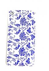 Задняя панелька Iphone 4s. Фиолетовые цветки