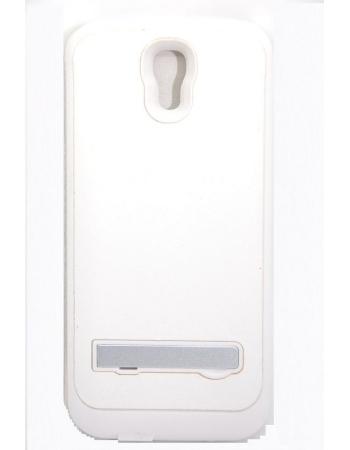 Чехол-аккумулятор с FLIP Samsung Galaxy S4 3800 Mah. Белый цвет