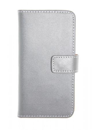 Кожаный чехол для Ipod Touch 5 (credit card). Черный цвет