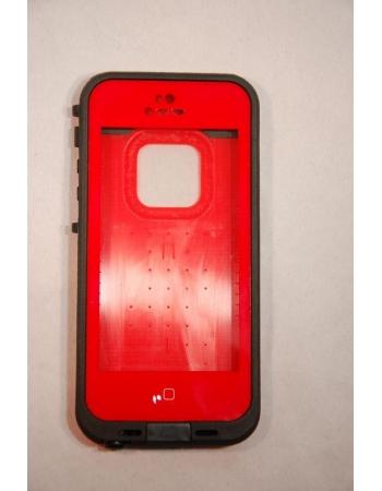 Водонепроницаемый чехол Iphone 5 Lifeproof. Красный цвет