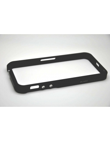 Алюминиевый чехол Blade Iphone 5. Черный цвет