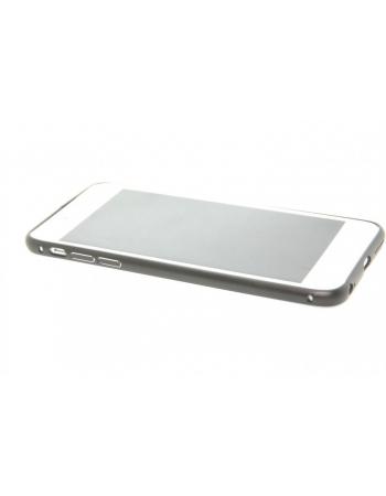 Алюминиевый чехол-бампер для Iphone 6 PLUS (5.5). Черный цвет