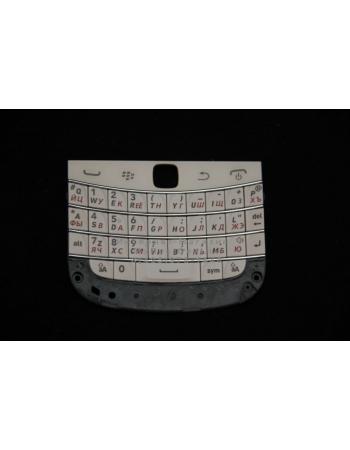 Клавиатура Blackberry Bold 9900/9930. РСТ. Белый цвет