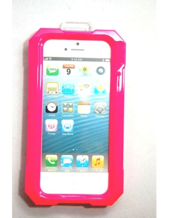 Водонепроницаемый чехол Iphone 5, Ipega. Розовый цвет