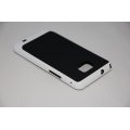 Чехол SGP Neo Hybrid Samsung Galaxy S2 i9100. Белый/черный цвет