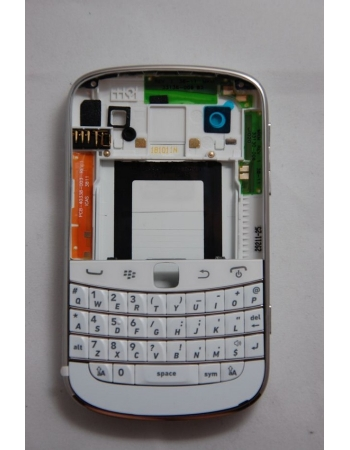 Оригильный корпус Blackberry 9700. Белый цвет