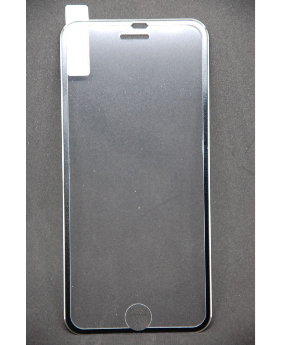 Защитное 3d стекло для iphone 7. Черный цвет