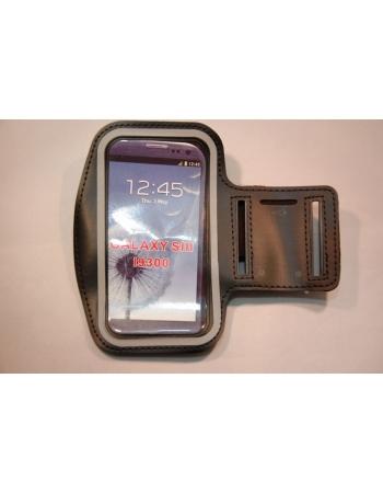 Спортивный чехол Samsung Galaxy S3. Черный цвет