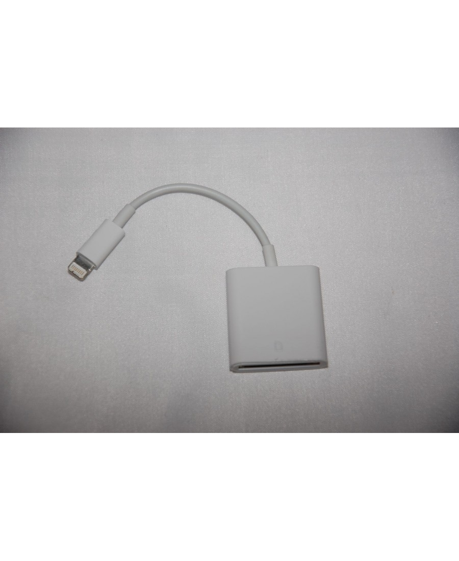 Картридер Ipad mini/Ipad 4 lightning