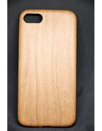 Силиконовый чехол Дерево для Iphone 7/8. Светлый