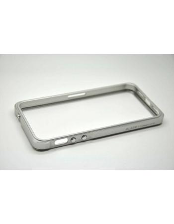 Алюминиевый чехол Blade Iphone 5. Серебристый цвет