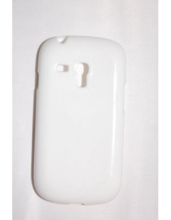 Чехол Samsung Galaxy S3 mini. Белый цвет